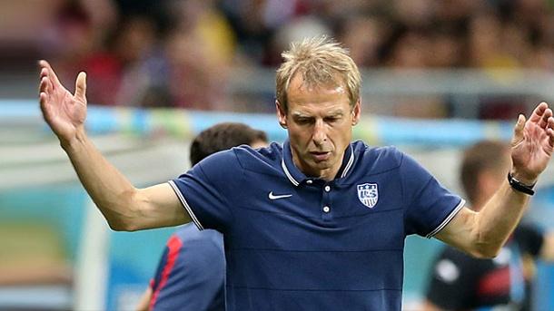 Jurgen Klinsmann USMNT