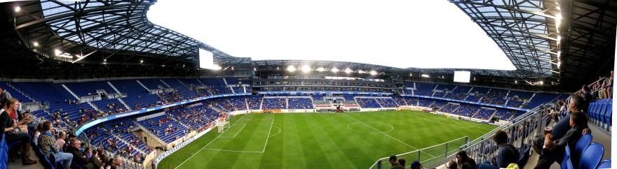 From wikipedia: http://upload.wikimedia.org/wikipedia/commons/4/4a/Redbull_arena.jpg