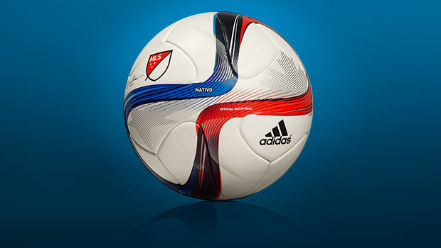 2015 MLS NATIVO BALL