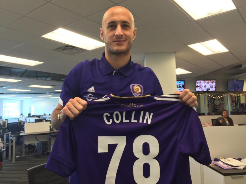Aurelien Collin Orlando City