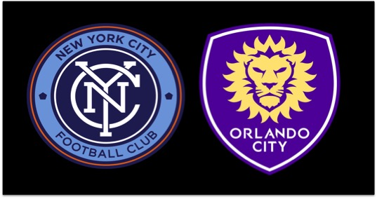 New York City FC and Orlando City SC