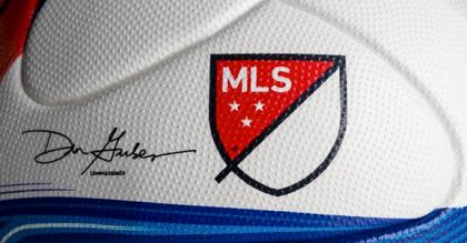 2015 MLS Match Ball Nativo
