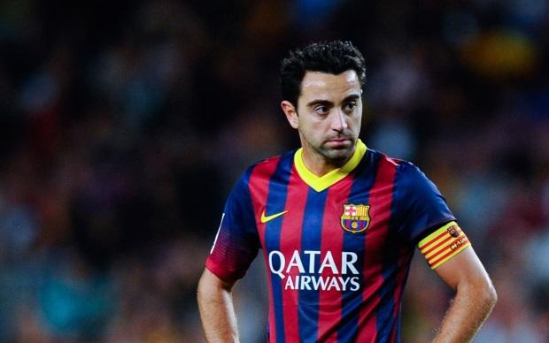 Xavi Hernandez Barcelona