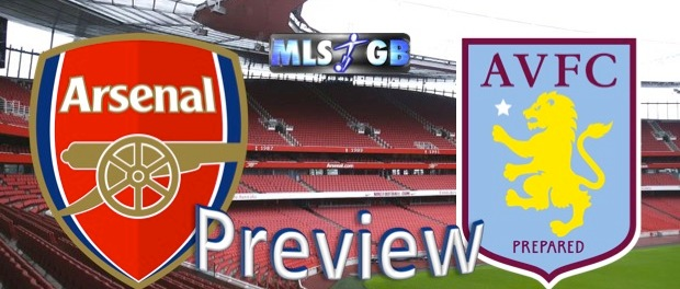 Arsenal vs Aston Villa Prediction
