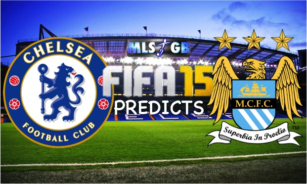Chelsea Vs Man City: FIFA 15 Predicts: Chelsea Vs. Manchester City