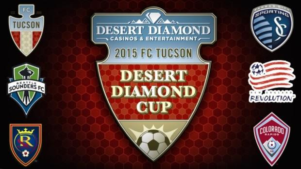 FC Tucson Desert Diamond Cup