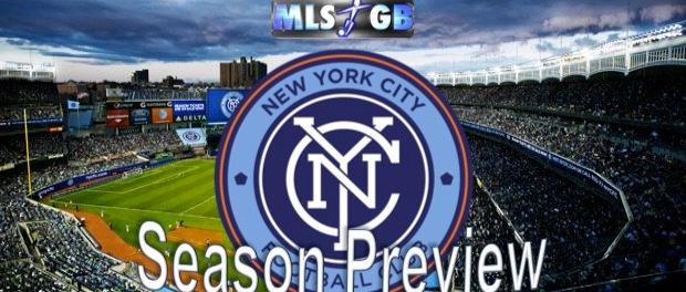 New York City FC Season Preview