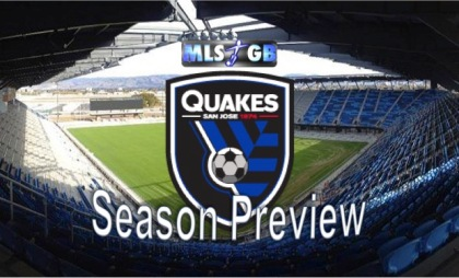 San Jose Earthquakes 2015 MLS Season Preview