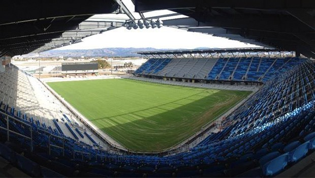 Avaya Stadium San Jose Earthquakes