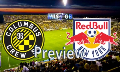 Columbus Crew vs New York Red Bulls Prediction