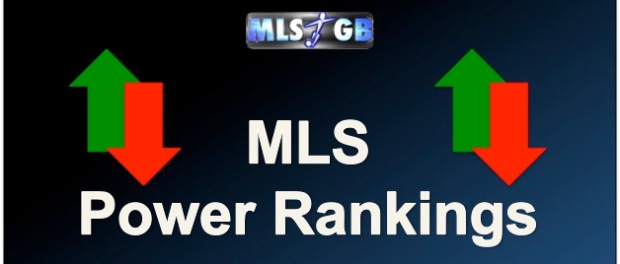 MLS Power Rankings