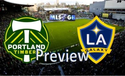 Portland Timbers vs LA Galaxy Prediction