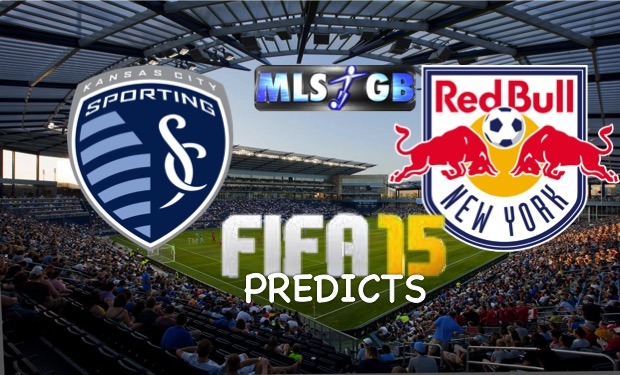 Sporting Kansas City vs New York Red Bulls FIFA 15 Predicts