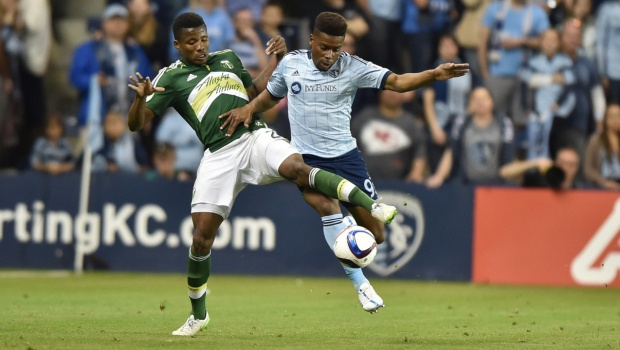 Portland TImbers vs Sporting KC
