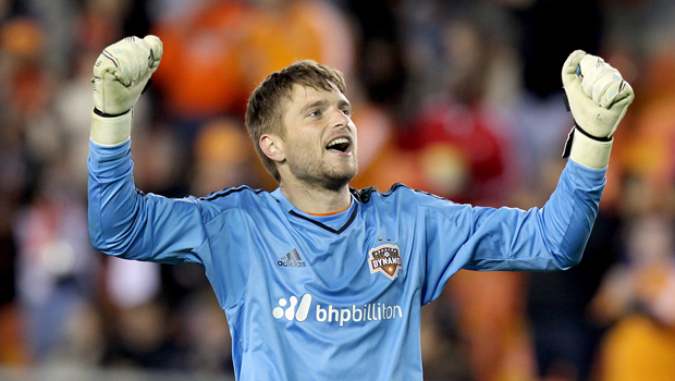 Tyler Deric Houston Dynamo