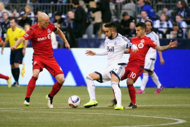Vancouver Whitecaps fell 3-1 to Toronto in last week's opener (USA TODAY Sports)