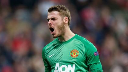 David De Gea Manchester United Getty