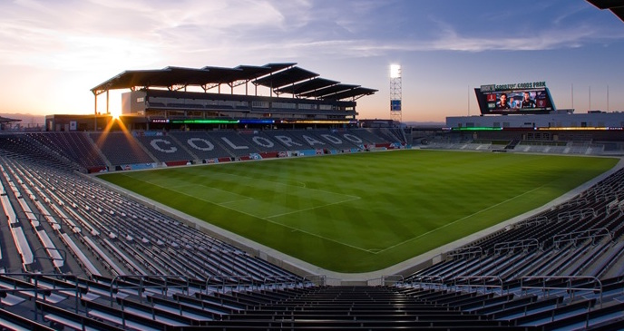 Dick's Sporting Goods Park Colorado Rapids