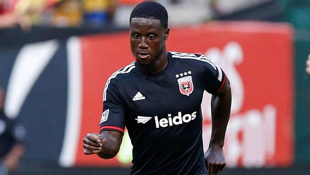 Eddie Johnson DC United