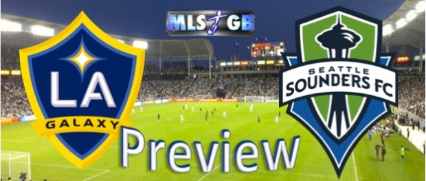 LA Galaxy vs Seattle Sounders Prediction