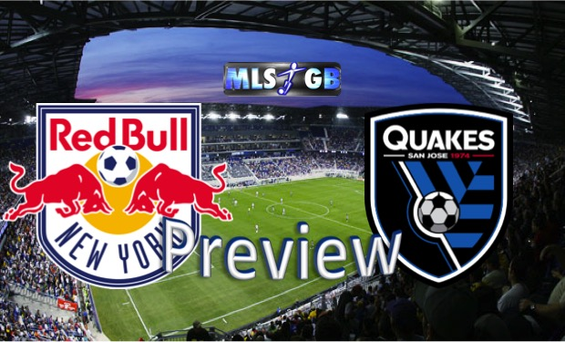 New York Red Bulls vs San Jose Earthquakes Prediction