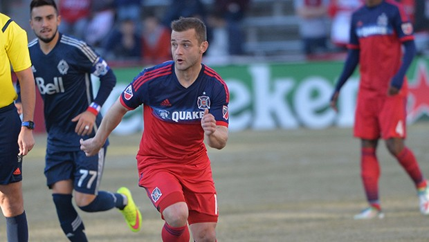 PICTURE: Shaun Maloney in action (Courtesy of http://www.chicago-fire.com)