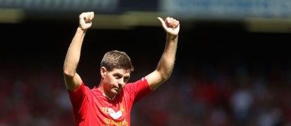 Gerrard Goodbye