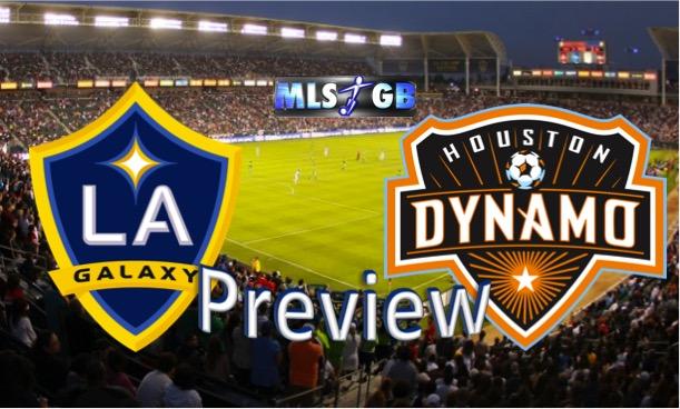 LA Galaxy vs Houston Dynamo Prediction