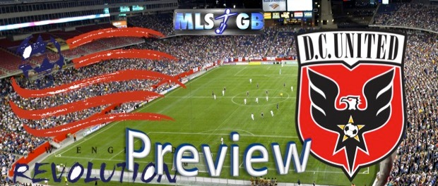 New England Revolution vs DC United Prediction