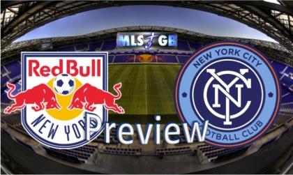 New York Red Bulls v New York City FC Prediction