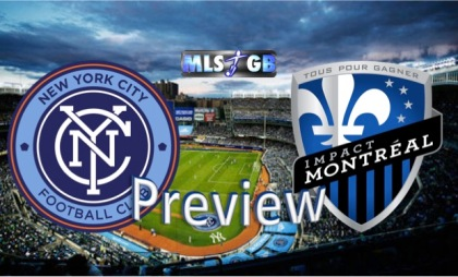 NYCFC vs Montreal Impact Preview and Prediction