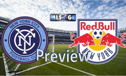 NYCFC vs New York Red Bulls Preview and Prediction