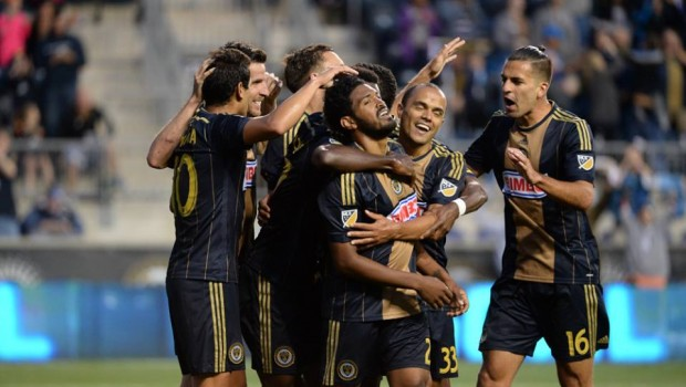 Picture courtesy of philadelphiaunion.com