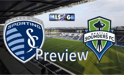 Sporting KC vs Seattle Sounders Preview and Prediction