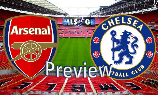 Arsenal vs Chelsea Preview and Prediction Community Shield