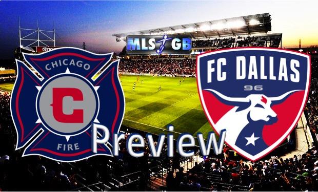 Chicago Fire vs FC Dallas Preview and Prediction