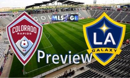 Colorado Rapids vs LA Galaxy Preview and Prediction
