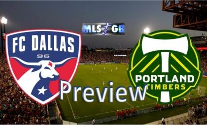 FC Dallas vs Portland Timbers Preview and Prediction