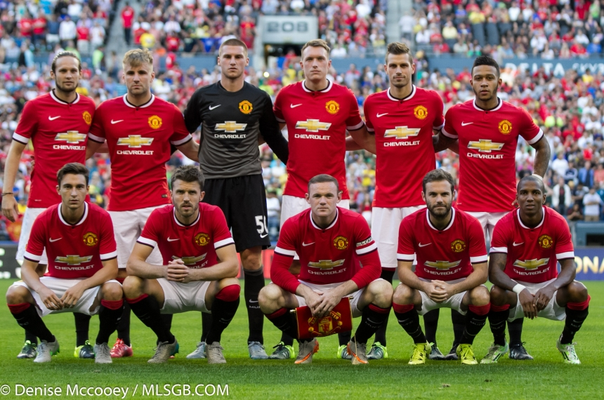 Manchester United vs Club America Seattle