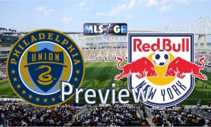Philadelphia Union vs New York Red Bulls Preview and Prediction