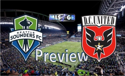 Seattle Sounders vs DC United Preview and Prediction