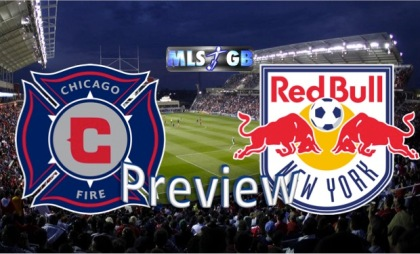Chicago Fire vs New York Red Bulls Preview and Prediction