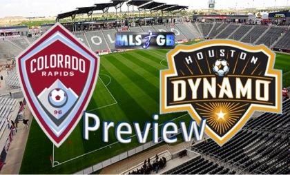 Colorado Rapids vs Houston Dynamo Preview and Prediction