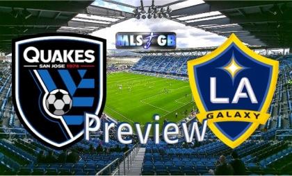 San Jose Earthquakes vs LA Galaxy Preview and Prediction