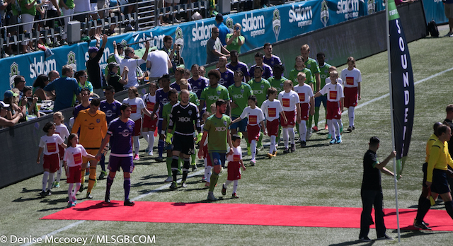 Seattle Sounders vs Orlando City Header