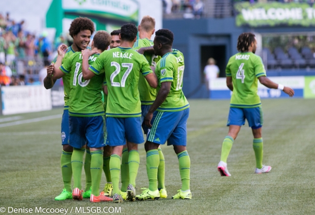 Seattle Sounders vs Orlando City
