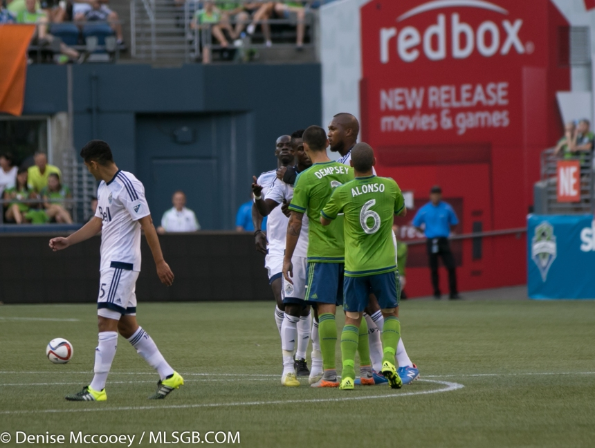 Seattle Sounders vs Vancouver Whitecaps