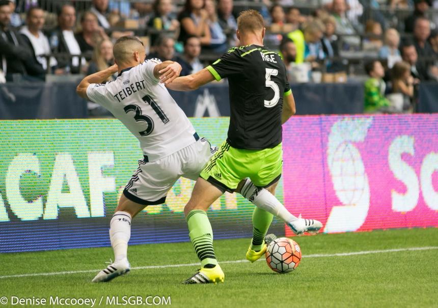 Seattle Sounders vs Vancouver Whitecaps CONCACAF Champions League