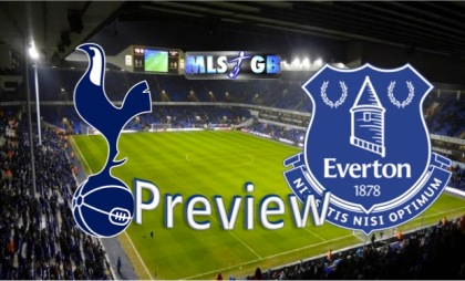 Spurs vs Everton Preview and Prediction