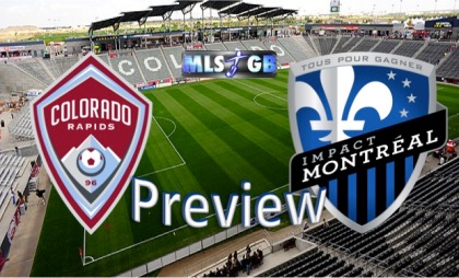 Colorado Rapids vs Montreal Impact Preview and Prediction